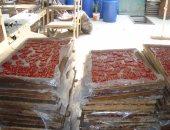 تحرير 290 قضية تموينية وضبط مصنع حلويات ومخازن أعلاف بدون ترخيص في المنوفية