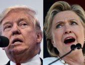 """نيوزويك: ترامب """"غرد"""" عن هيلارى كلينتون أكثر من 75 مرة العام الماضى"""