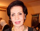 """رجاء حسين تحتفل بعيد الأم فى برنامج """"رأى عام"""" مع عمرو عبد الحميد"""