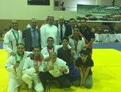 هليوليدو يحقق 7 ميداليات ببطولة الأندية العربية للجودو