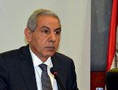 وزير الصناعة يتفقد مدينة الأثاث فى دمياط استعدادا لزيارة الرئيس غدا