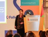 بالصور.. انطلاق فعاليات الدورة الـ 3 لمؤتمر المكتبات بحضور خبراء عالميين