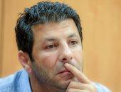 """إياد نصار يدعو جمهوره لمشاهدة مسلسله """"حجر جهنم"""""""