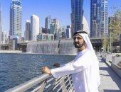 """محمد بن راشد يطلق مبادرة """"صناع الأمل"""" لتكريم أبطال الخير بالعالم العربى"""