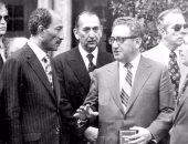 """ذات يوم 9 نوفمبر 1973.. كيسنجر يكشف: «مصر فى طريقها للسلام مع إسرائيل"""""""