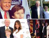 بالفيديو.. أبرز اللقطات المحرجة لترامب وعائلته خلال 100 يوم على حكمه