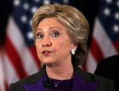 """هيلارى كلينتون تعليقا على هزيمة ترامب أمام القضاء: """"3-0"""""""