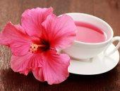 6 فوائد صحية لمشروب الكركديه.. أبرزها يعالج الإمساك ويحسن الهضم