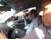 بالفيديو.. المرة 5 للمشير طنطاوى فى التحرير ..مرتان منهم بالزى المدنى