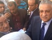طلاب جامعة بنها: اللى بيتخرج مبيشتغلش.. وزكى بدر: متستنوش الحكومة