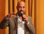 """أشرف عبد الباقى ينتهى من تصوير حلقة """"سهرانين"""" مع أمير كرارة"""