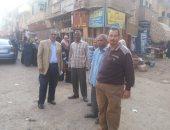 بالصور .. رئيس مدينة منوف يتابع تطبيق تعريفة الركوب وإزالة المخالفات