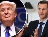 """""""خداع للجمهور"""".. ترامب يرد على تهمة تحريضه باغتيال """"الأسد"""""""