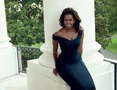 """ميشيل أوباما تتصدر غلاف مجلة """"فوج"""" للمرة الثالثة خلال 7 سنوات"""