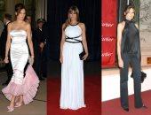ميلانيا ترامب بتلبس منين؟..  أهم 5 دور أزياء تتردد عليها السيدة الأولى