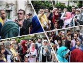 وقفة للمحامين أمام نقابتهم احتجاجا على شروط تجديد العضوية
