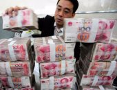 البنك المركزى الصينى لم يعد يتدخل فى سوق النقد الأجنبى