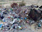 بالصور.. تراكم أتلال القمامة بحى المستقبل فى مدينة الإسماعيلية