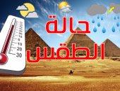 حالة الطقس اليوم السبت 24/3/2018 فى مصر والدول العربية