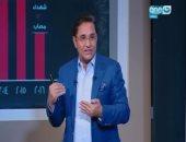 """عبد الرحيم على لـ""""خالد صلاح"""": مصر عبرت عنق الزجاجة وعدد الشهداء انخفض 85%"""