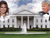 """ميلانيا ترامب تعين """"رئيسة لفريقها"""" فى البيت الأبيض قبل الانتقال إليه"""