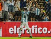 شاهد.. 57 هدفا بتوقيع ميسي بقميص الأرجنتين قبل موقعة تشيلى