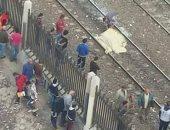 مصرع شخص صدمه قطار أثناء عبوره المزلقان بمحافظة قنا