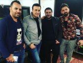 صابر الرباعى يسجل أغنية جديدة باللهجة اللبنانية