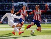 س & ج.. من يحسم ديربى مدريد فى قمة الدورى الإسباني الليلة؟