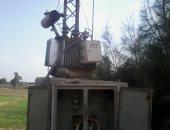 مصر العليا لتوزيع الكهرباء: حل مشكلة قطع التيار عن قرية الحريزات بسوهاج