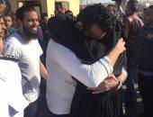 خروج 274 سجين بالعفو والافراج الشرطي بمناسبة احتفالات أعياد الشرطة