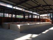 إنشاء سوق بعزبة الهجانة فى حى المعصرة جنوب القاهرة