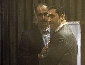 """بالصور.. رفع جلسة محاكمة جمال وعلاء مبارك وآخرين بقضية """"التلاعب بالبورصة"""" للقرار"""
