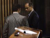 """بالصور.. بدء جلسة محاكمة جمال وعلاء مبارك و7 آخرين بقضية """"التلاعب بالبورصة"""""""