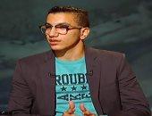 بالفيديو..الطالب الفائز بجائزة المخترعين الشباب يناشد التعليم العالى بمنحة لبحثه