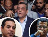 """""""إدانة أم براءة"""".. القضاء يصدر حكمه النهائى فى قضية """"نقيب الصحفيين"""" اليوم"""