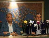 """وفد من ممثلى الحريات بالأحزاب يزور نقابة الصحفيين للتضامن مع """"قلاش"""""""