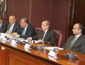وزارة الصناعة تستضيف اجتماع مجلس إدارة مدينة دمياط للأثاث