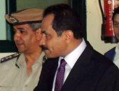 مدير امن الاسكندرية يتفقد الحالة الأمنية غرب المحافظة