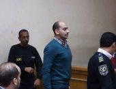 الضابط المتهم بقتل شيماء الصباغ يوجه للمحكمة رسالة توضح حقيقة الواقعة