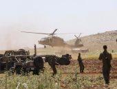 تدريبات مكثفة للجيش الإسرائيلى على حدود سوريا ولبنان