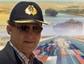 مميش: عبور 386 سفينة قناة السويس بحمولة 21.8 مليون طن خلال 8 أيام