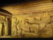 اعرف موعد افتتاح مقابر كوم الشقافة بعد تطويرها