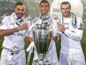 """عودة ثلاثى ريال مدريد """"BBC"""" أساسيًا بعد غياب 116 يومًا"""