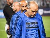 محمد صلاح: قدمنا مباراة قوية أمام الزمالك وتمنيت فوز الحرس