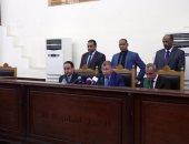 """تأييد حبس صحفى """"صوت الأمة"""" وتغريم رئيس التحرير بتهمة سب وقذف الزند"""