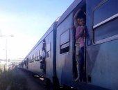 بالفيديو.. زحام وتدافع ركاب قطار بورسعيد بسبب قلة الرحلات اليومية