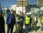 بالصور.. طلاب آداب كفر الشيخ يتعايشون مع عمال محطة الكهرباء العملاقة