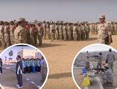 """شاهد..""""يوم فى حياة مقاتل"""".. فيلم يرصد حياة جنود الجيش المصرى.. """"البروجى"""" وسيلة الاستيقاظ والنوم.. وبرنامج عمل يعكس الترابط وحسن الأداء.. والقادة يشاركون بكافة التدريبات الرياضية.. وجندى:""""العسكرية شرف"""""""