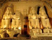 """""""الآثار"""": ترميم معبد الكرنك بأحدث الأساليب العلمية حفاظا على النقوش القديمة"""
